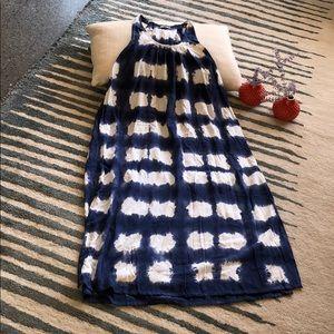 Splendid - 'Vista' Tie Dye midi dress